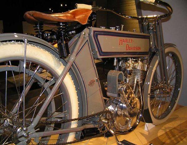 1911 Harley-Davidson Model 7D