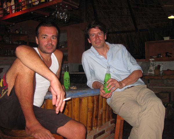 hanging out at Casa Magica (I