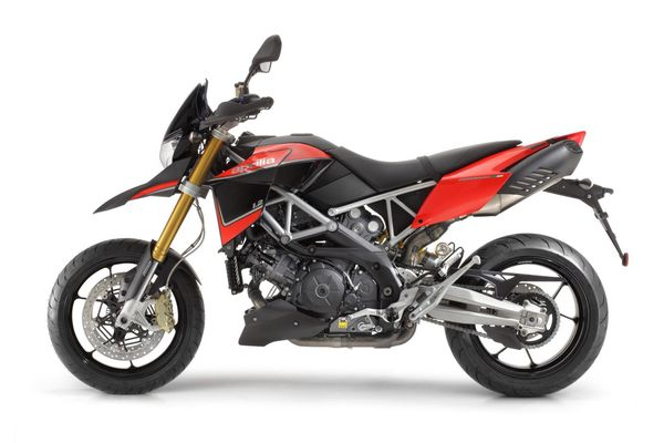 2013 Aprilia Dorsoduro 1200 - left side view