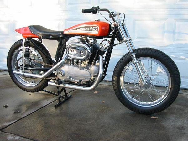1970 Harley Davidson XR-750