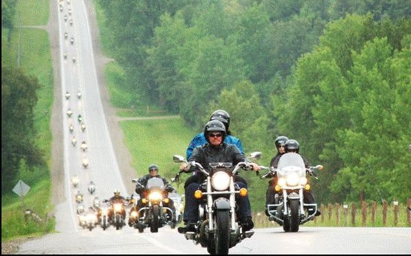 Ride for Sight in June