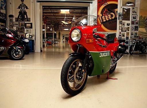 Ducati 900 Super Sport TT
