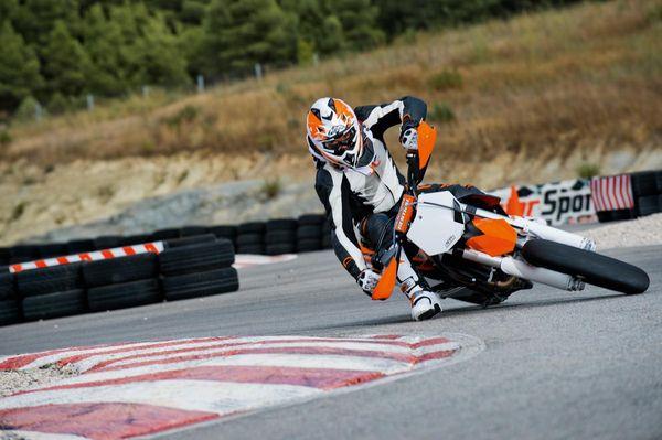 2013 KTM 450 SMR - in action 2