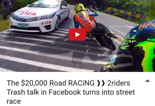 20k scooter race