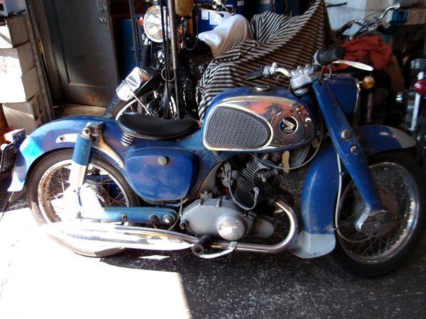 1963 Honda CA95 150 Dream