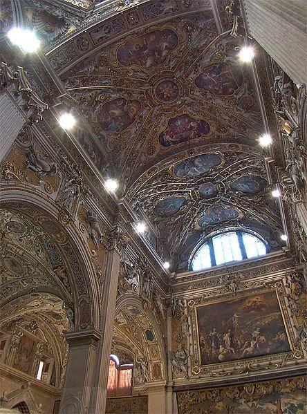 Santa Maria Maggiore, Bergamo, Italy