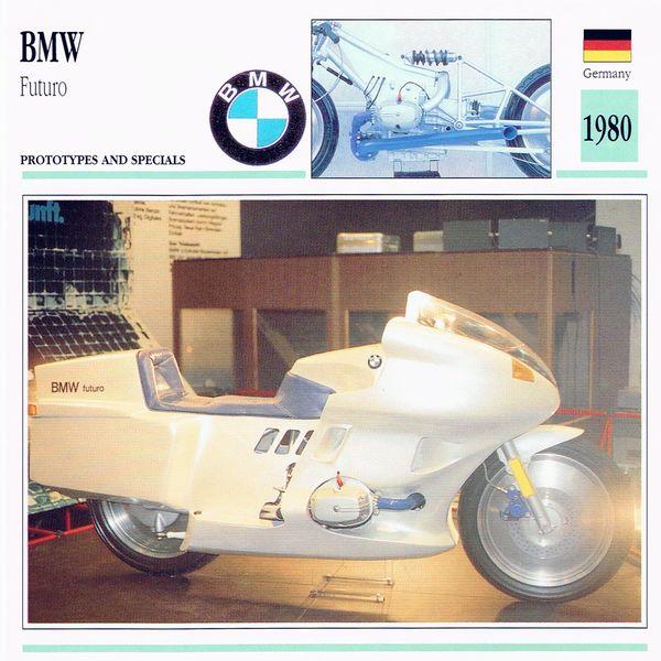BMW Futuro card