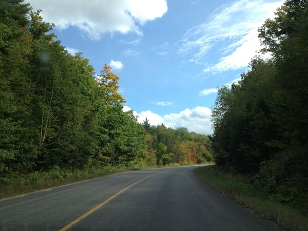 7. County Road 2 - Minden to Moore Falls, Ontario