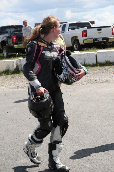 Stacey Nesbitt, CBR250R CSBK