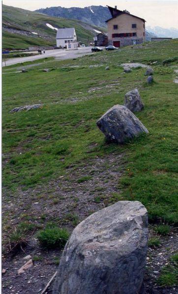 Col du Petit Saint-Bernard Rocks: Stone Circle
