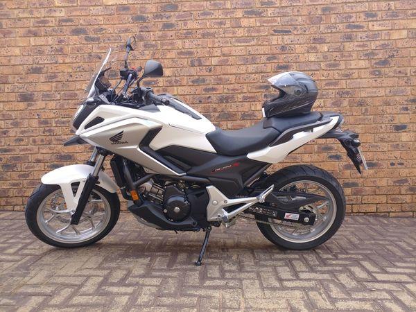 Honda Nc750xd Bike Eatsleepride