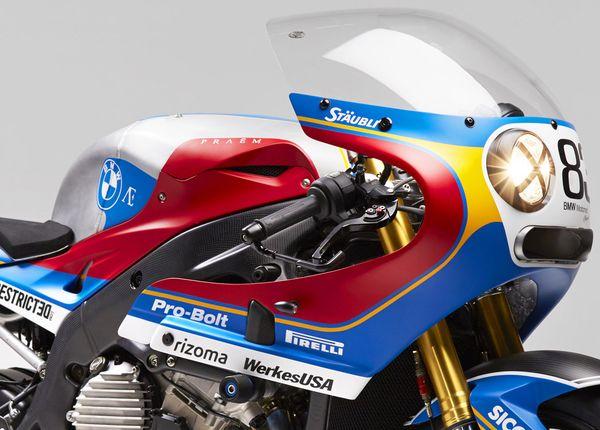 Retro Modern Beauty: The Praëm S1000rr | Bike | EatSleepRIDE