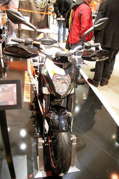 KTM Duke 125 may be small but it looks sharp