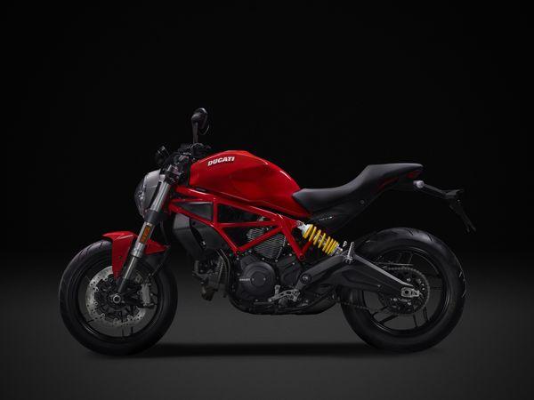 The Obligatory Red Monster 797