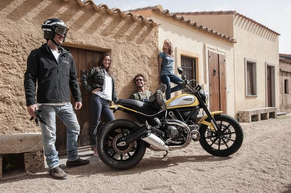 Ducati Scrambler Lookbook is a glimpse into the brand vision