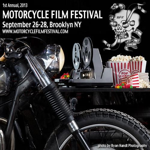 Motorcycle Film Fest Brooklyn '13