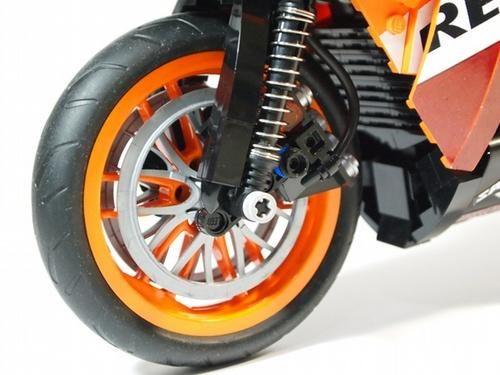 LEGO Honda REPSOL CBR1000RR - suspension