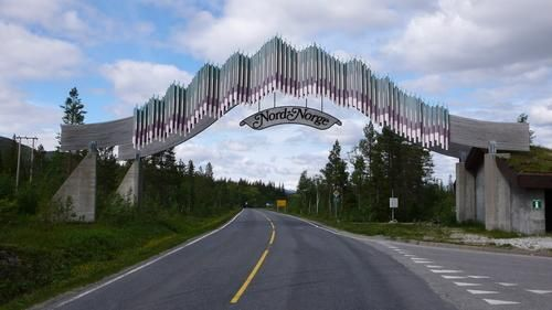 Gateway  to the North, Nord-Norge
