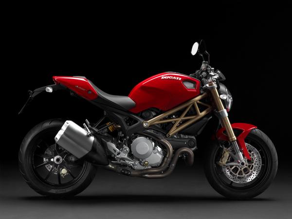 20th Anniversary Ducati Monster 1100evo
