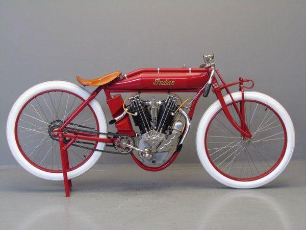 1913 Indian 8-Valve Board Track Racer