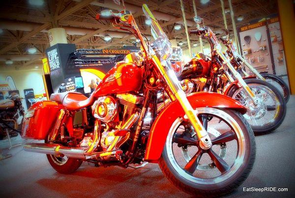 Harley 2013 Dyna Switchback