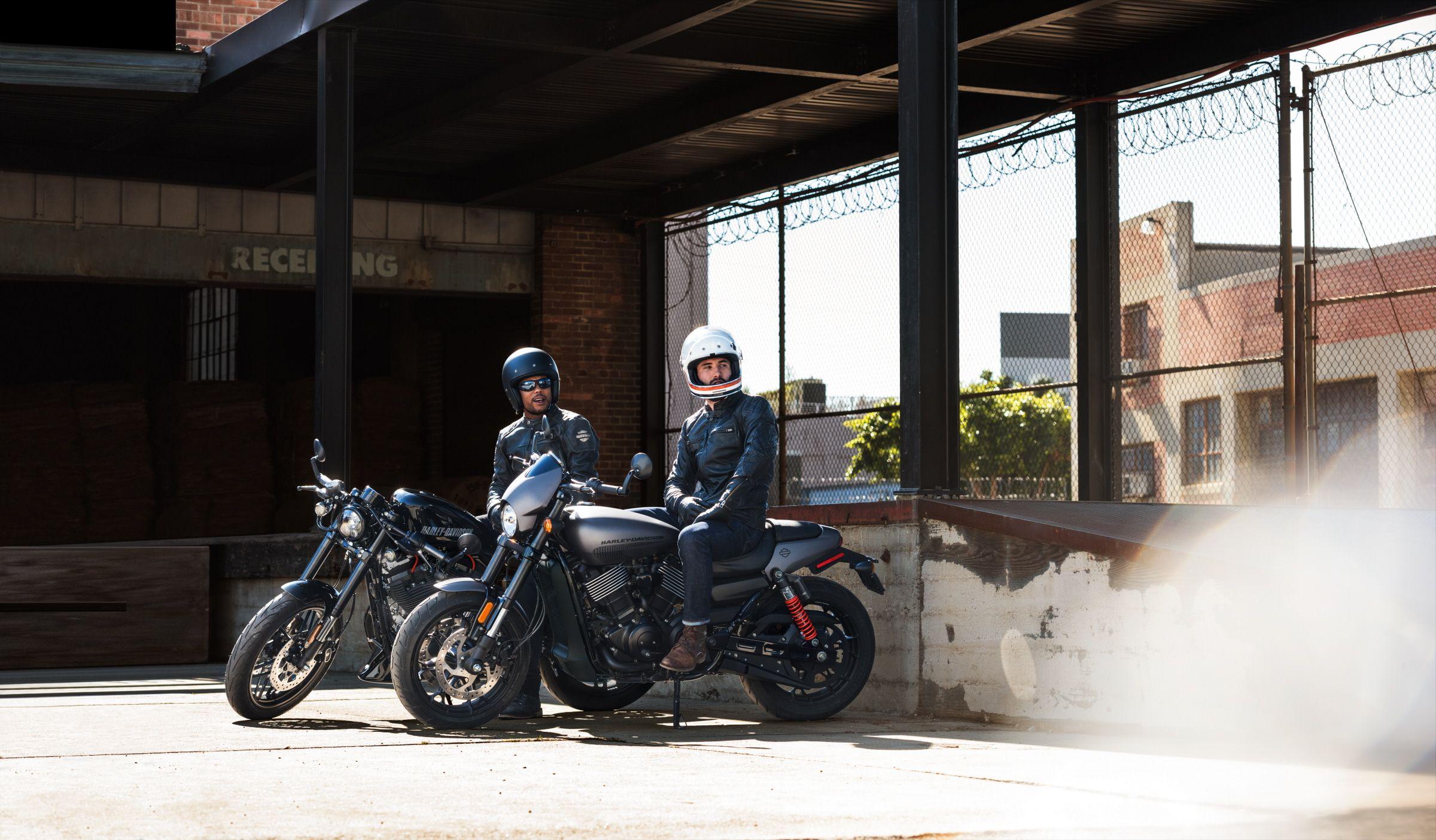 Harley Davidson street rod 2017 #7