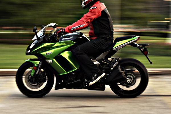 Kawasaki Ninja 1000 Review - 8