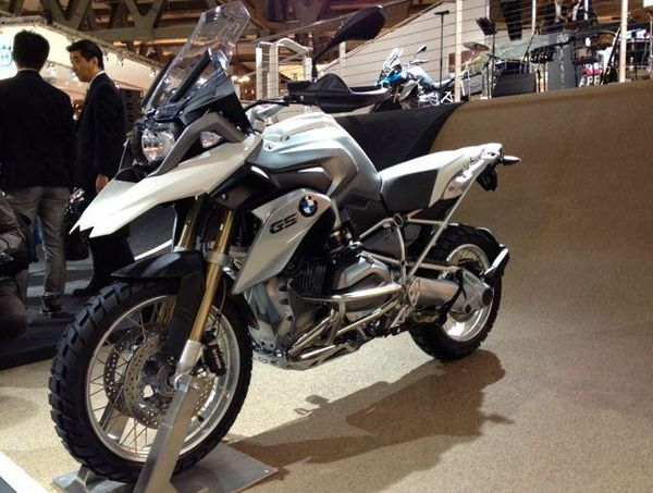 The New 2013 R1200GS