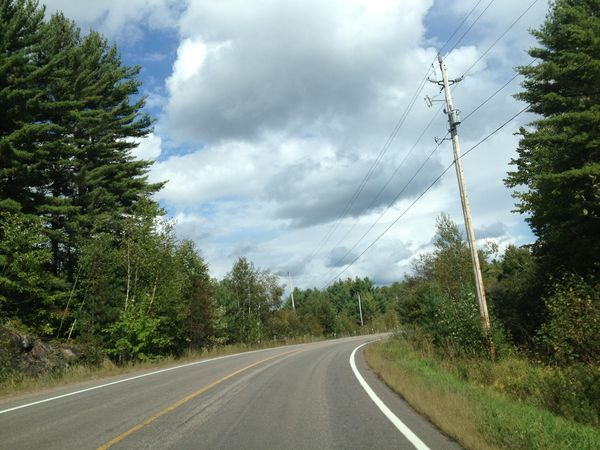 3. County Road 2 - Minden to Moore Falls, Ontario