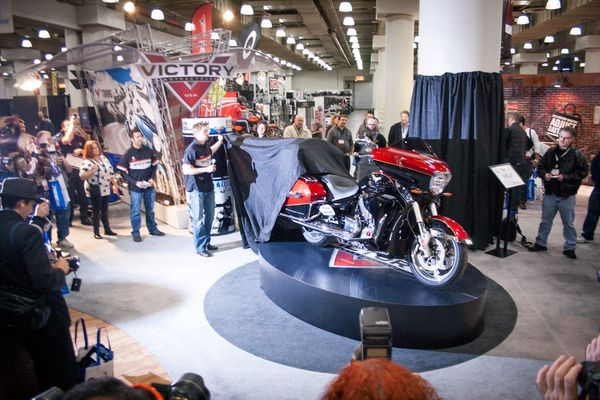 Various Manufacturers will be at the Indianapolis Motorcycle Show
