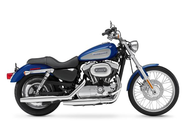 2009 Harley Davidson Sportster 1200 Custom-XL1200C