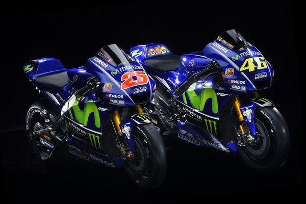 MotoGP Teams Unveil 2017 GP Machines