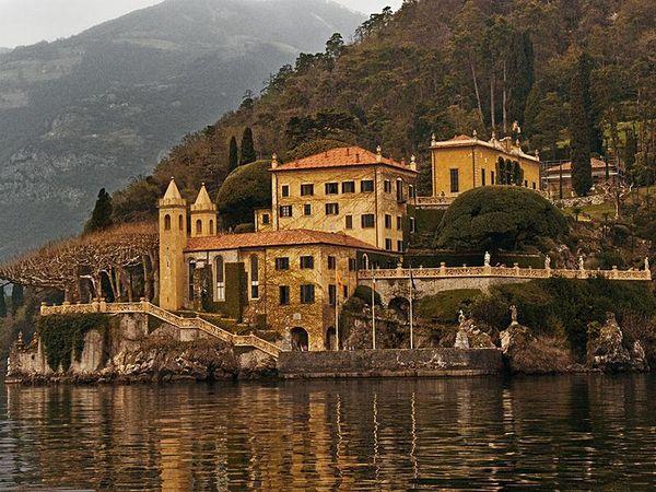 Villa Del Belbianello, Lake Como, Italy