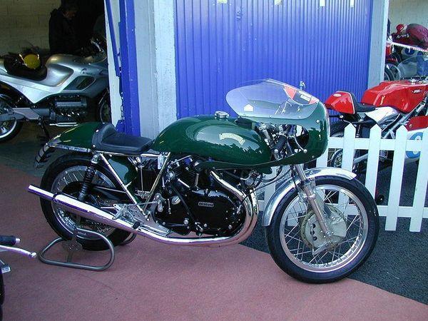1967 Egli-Vincent 1000 cc