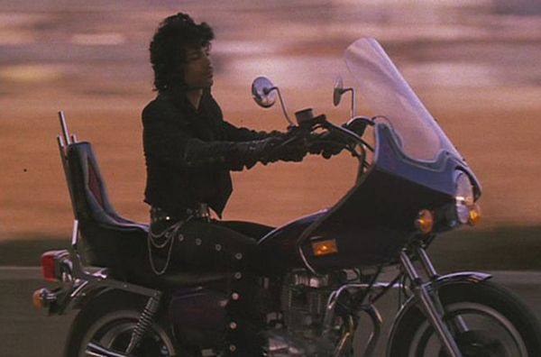 Purple Rain's Custom Motorcycle Fit for a Prince