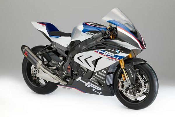 The BMW HP4 Race, one seriously exclusive S1000RR