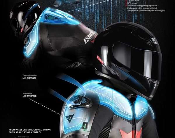 Dainese' D-Air System Coming to US Shores