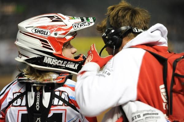 Justin Barcia - Phoenix 2013 Supercross