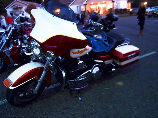 Harley Davidson Electraglide 4