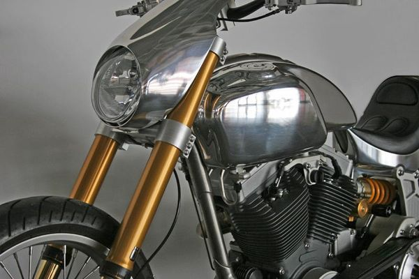 Arch KR GT-1 side closeup