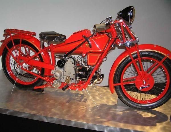 1924 Moto Guzzi C4V