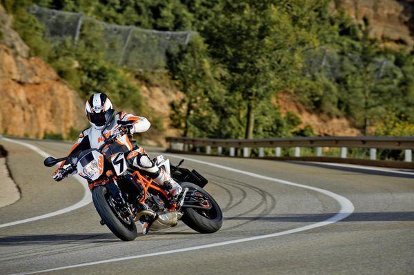 2013 KTM 690 Duke R
