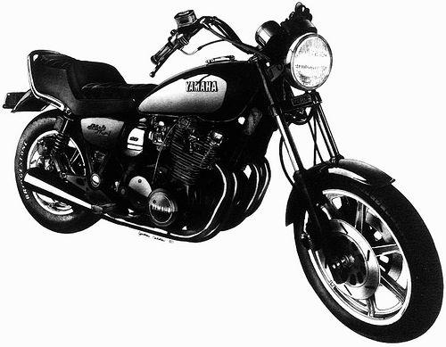 Yamaha XS 1100 Midnight Special