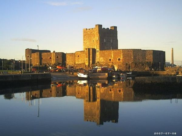 Carrickfergus Castle, Ireland