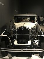NCMA Art Deco Cars Ride and dinner