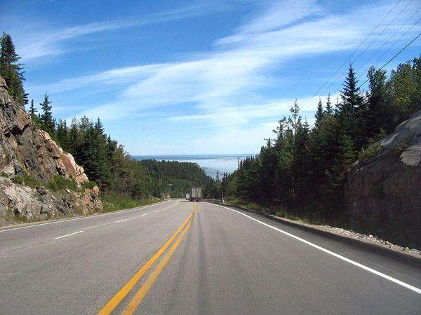 Route 138 Quebec