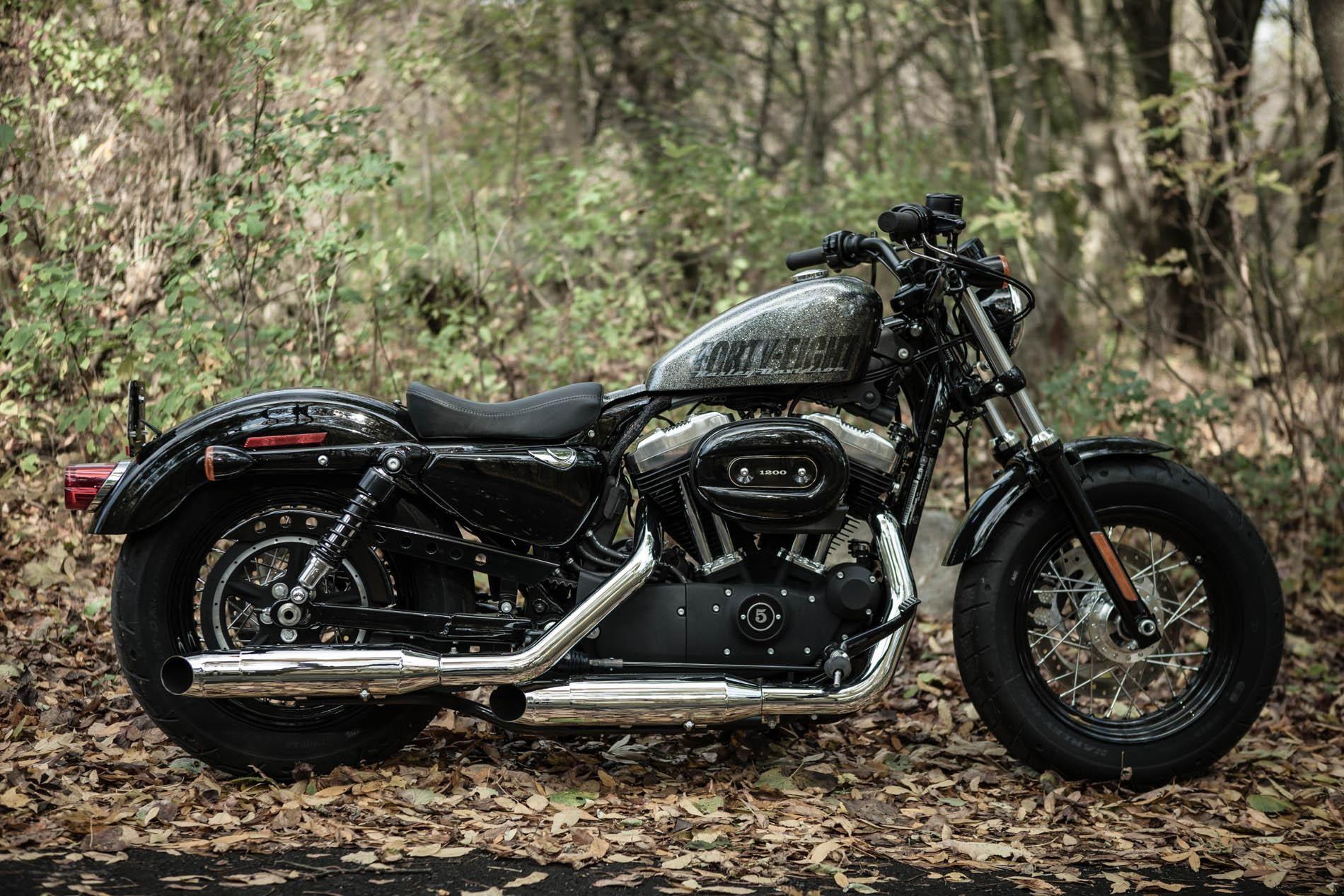 2014 Harley Davidson Sportster Forty Eight Blogpost Eatsleepride