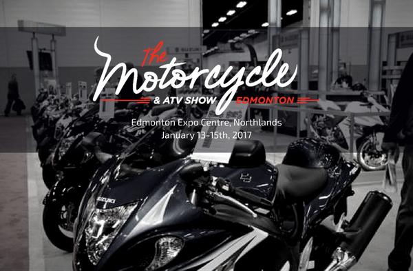 2017 Edmonton Motorcycle & ATV Show