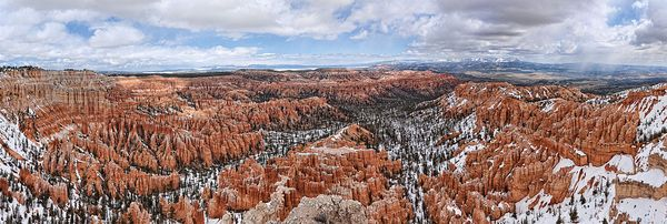 Bryce Canyon Bryce Point Panorama