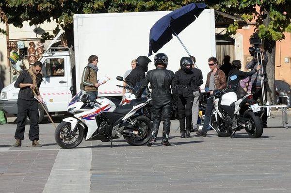 New Honda 500s spied in Italy